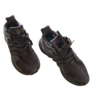 Adidas Eqt Support Adv Triple Black Sz 7